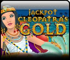 Jackpot Cleopatra's Gold